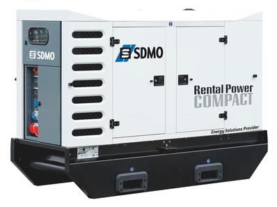 SDMO R110 C3 Stromgeneratoren
