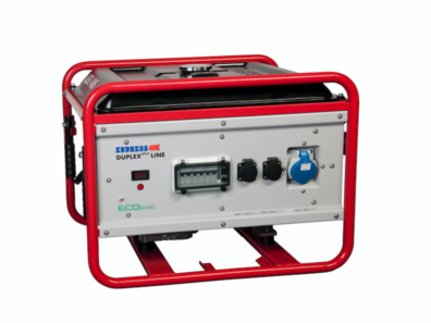 ENDRESS ESE 406 SG-GT (ES) Duplex Stromaggregate