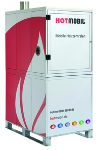 Hotmobil Hotbox MKH 50 Mobile Heizgeräte