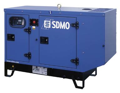 SDMO XP T12KIV Stromgeneratoren