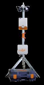 UTS Sicherheit & Service LivEye Light Baustellenkameras
