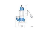 Sulzer - JS 12 D -114 - Pumpen