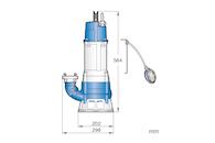 Sulzer - JS 15 D -126 - Pumpen