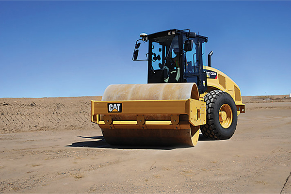 Caterpillar CS64B Walzen