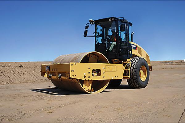 Caterpillar CS66B Walzen