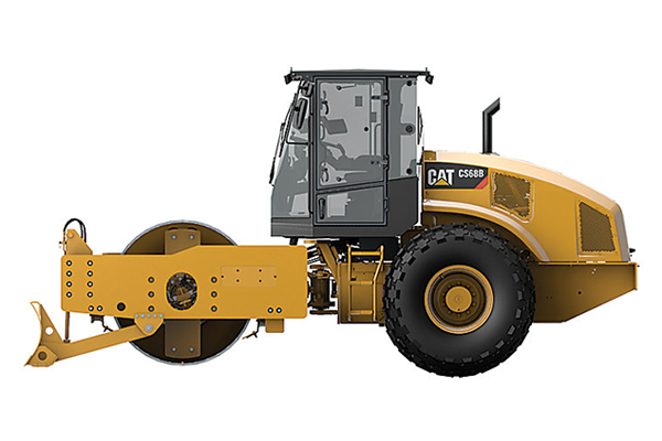 Caterpillar CS68B Walzen