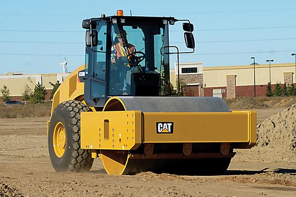 Caterpillar CS78B Walzen
