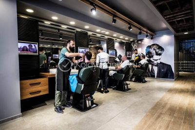 Gentlemans's Salon Gravat
