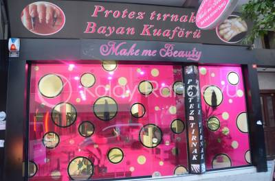 Make me Beauty Bayan Kuaförü Protez Tirnak