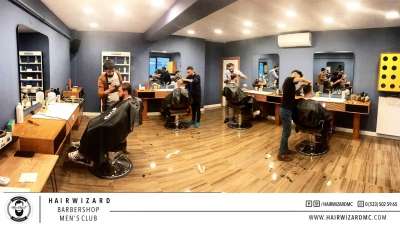 Hair Wizard Barber Shop & Men's Club