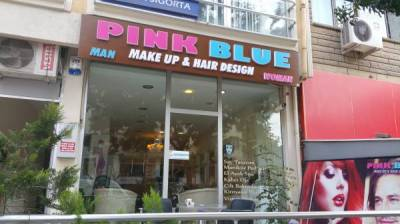 Pinkblue Makeup & Hairdesign