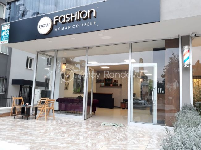 New Fashion Woman Coiffeur resim 1