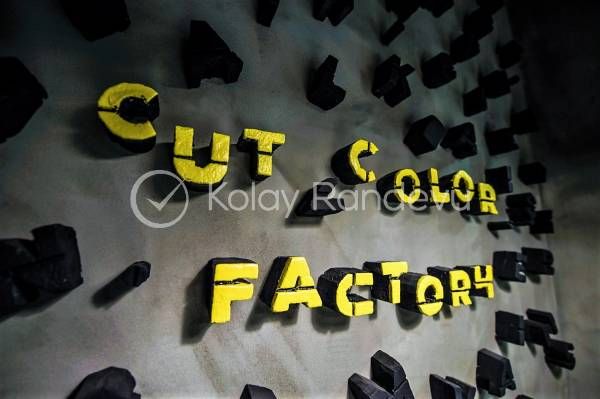 Cut & Color Factory