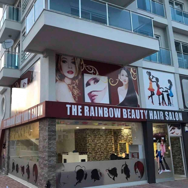 The Rainbow Beauty Hair Salon