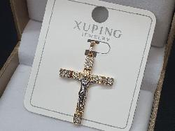 Кулон Xuping Gold 3.5см, 1шт