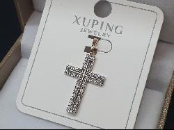 Кулон Xuping Gold 3см, 1шт