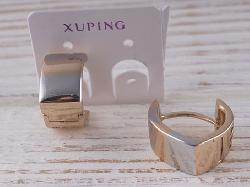 Сережки Xuping Gold ,1 пара