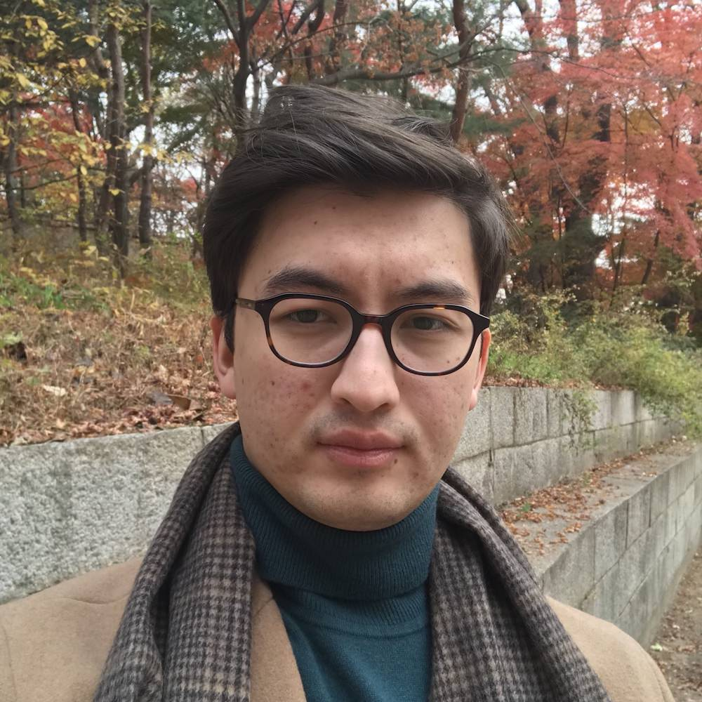 Me in Seoul