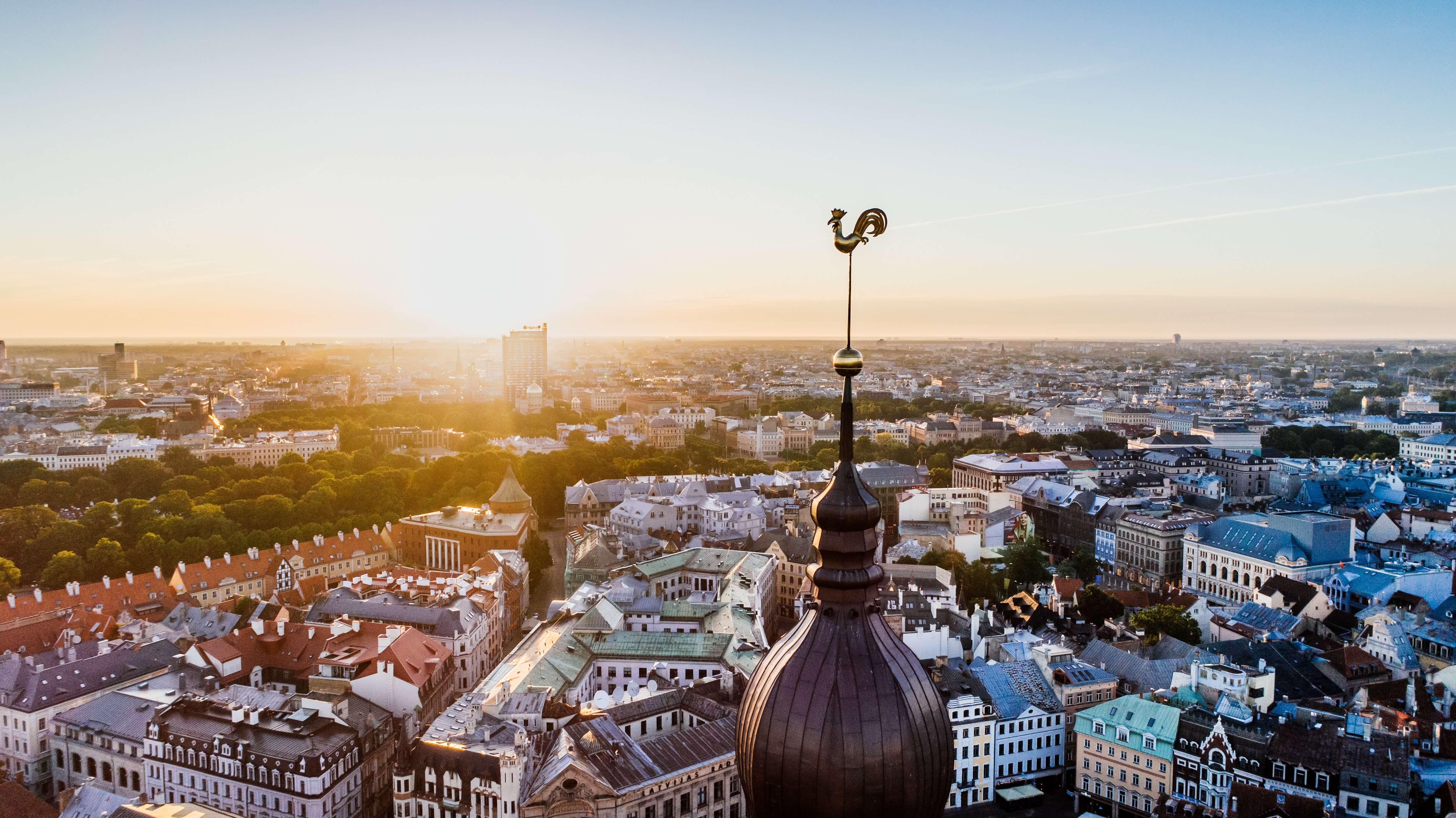 Kas notiek Rīgā