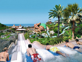 (All in) Hotel + Aquapark, Spanje