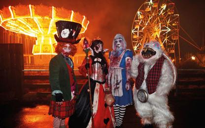 Halloween Pretparken Nederland.Vier Halloween In De Herfstvakantie Kids Vakantiegids
