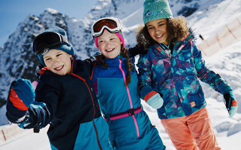 Op wintersport met de kids? NO STRESS