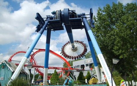 Drayton Manor in Engeland