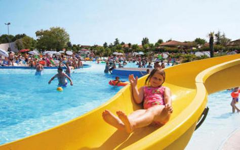 Aquapark Italie