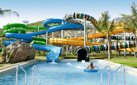 Aquapark Tunesie