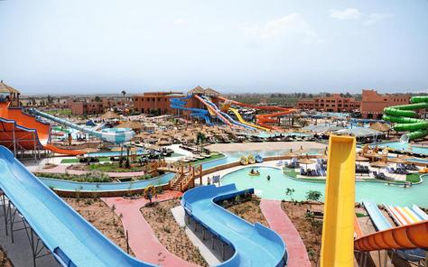 Aquapark Marokko