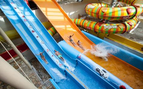 Aquapark Tsjechië