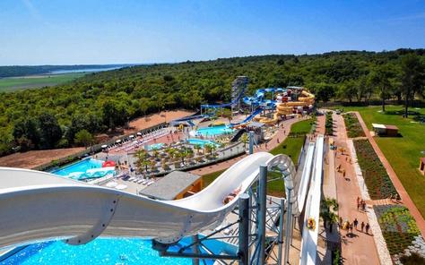 Aquapark Kroatië
