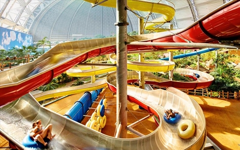 Aquapark Duitsland