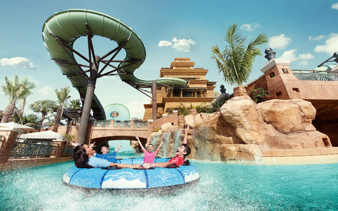 Aquapark Dubai