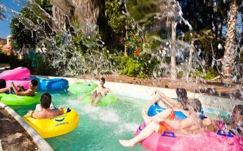 Hotel met aquapark Spanje