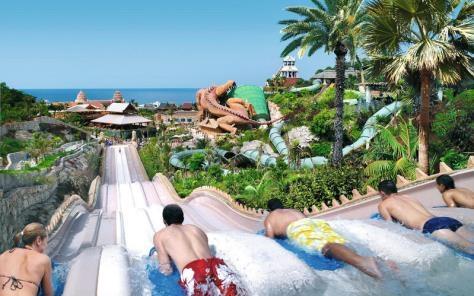 Aquapark Canarische Eilanden
