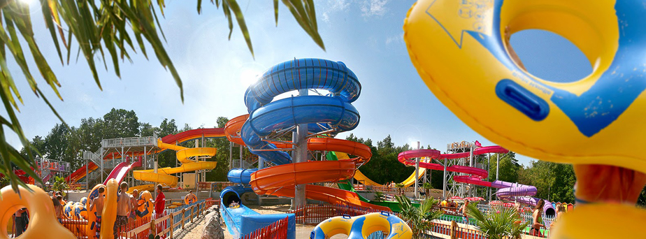 Waterpark Hellendoorn Aquaventura Slidepark