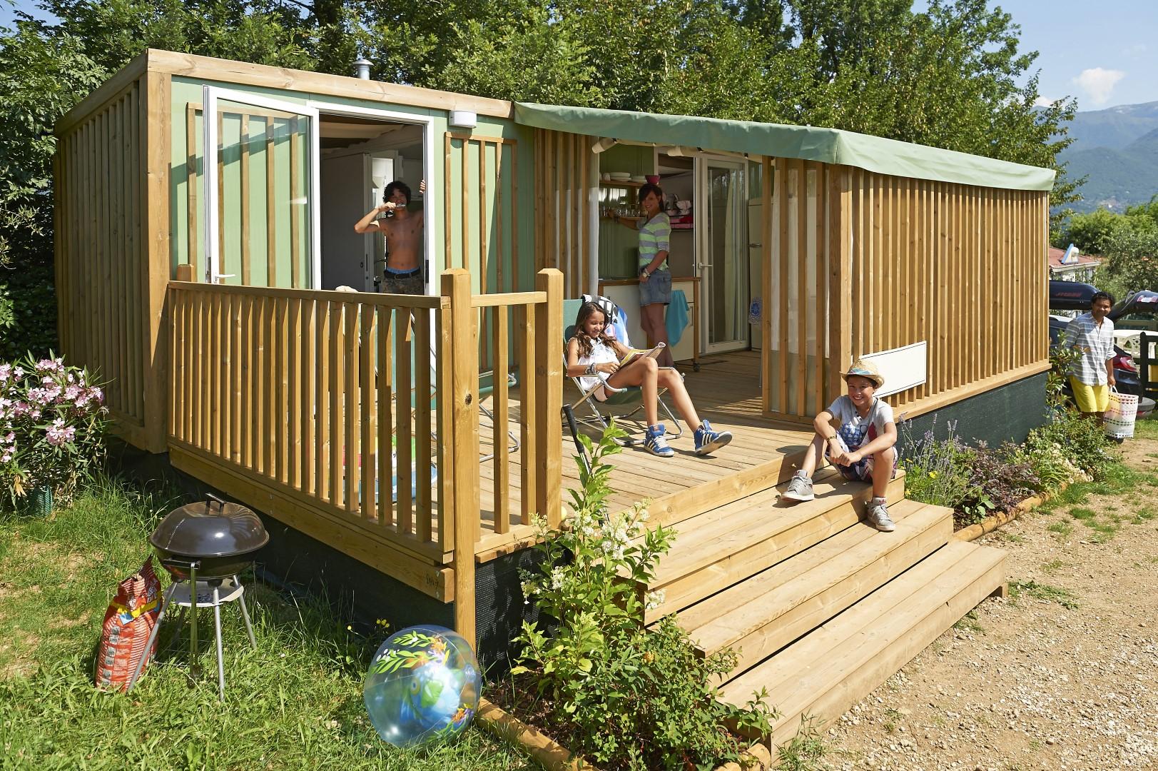 Stoere Bohemien Bungalow : Stacaravan vakantie kids vakantiegids
