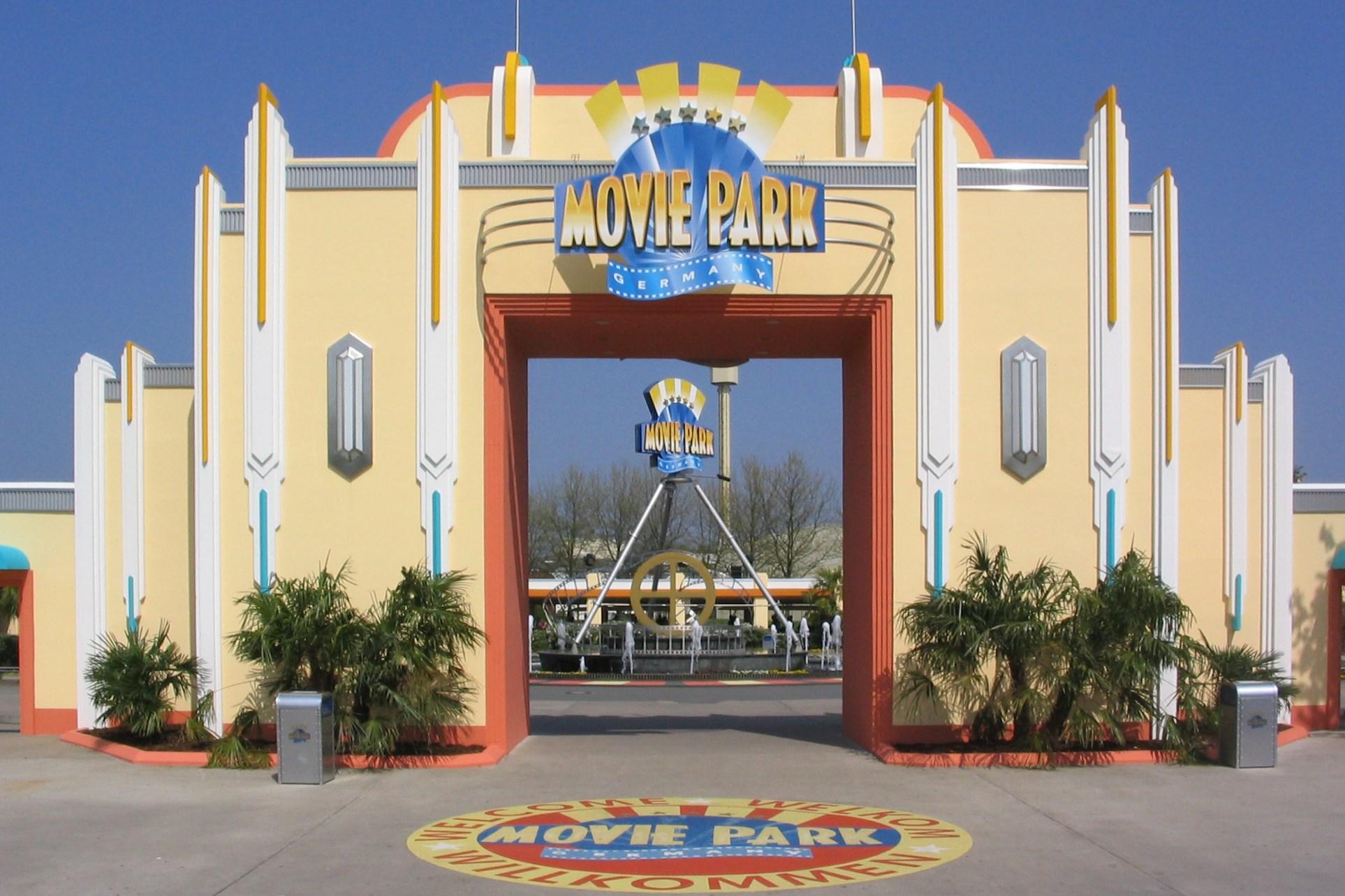 Movie Park Hotel Arrangement