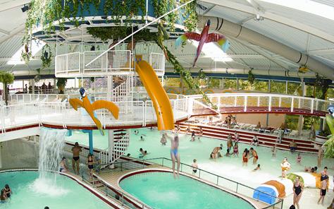 Mooie Zwembaden Nederland : Aquapark nederland kids vakantiegids