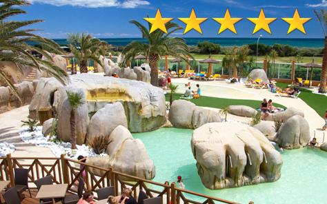 luxe camping frankrijk 5 sterren