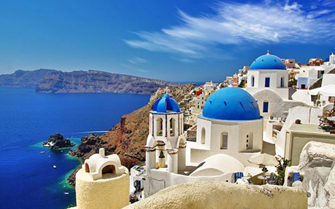 Griekenland met aquapark