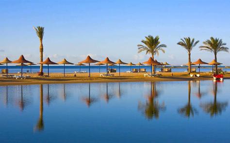 Egypte met aquapark