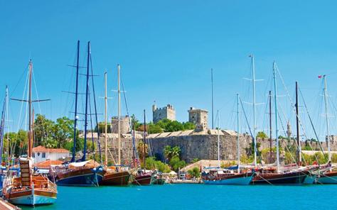 Turkije met aquapark