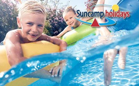 Campings met zwemparadijs