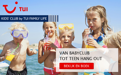 KIDS CLUB by TUI FAMILY LIFE