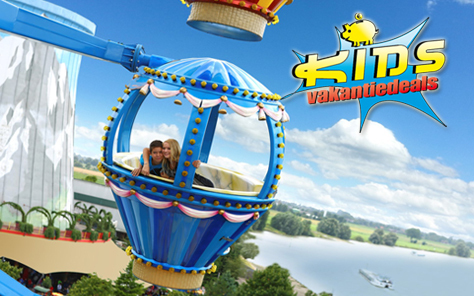 Wunderland Kalkar, 2 dagen all-in v.a. € 72 p.p. (kids 50% korting)