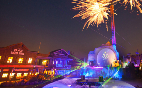 Slagharen Miracle of Lights v.a. € 119 voor 6 pers