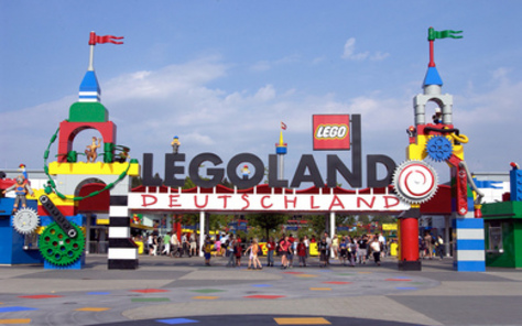 Attracties Top 5 LEGOLAND Duitsland