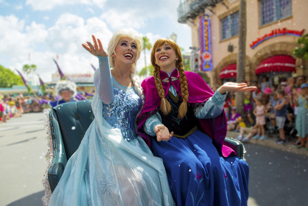Disney Frozen Summer